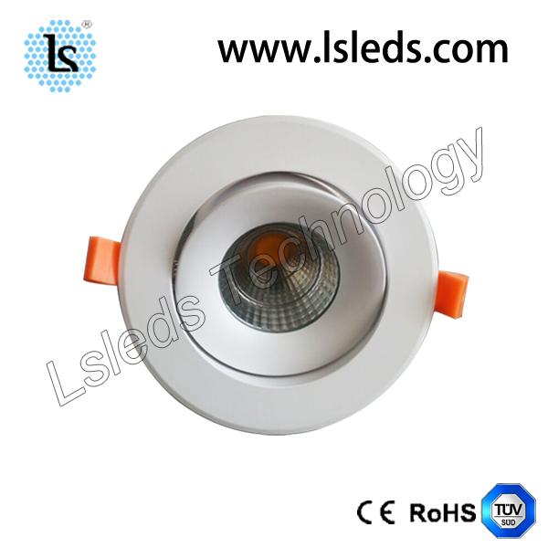 10-80W recessed lights